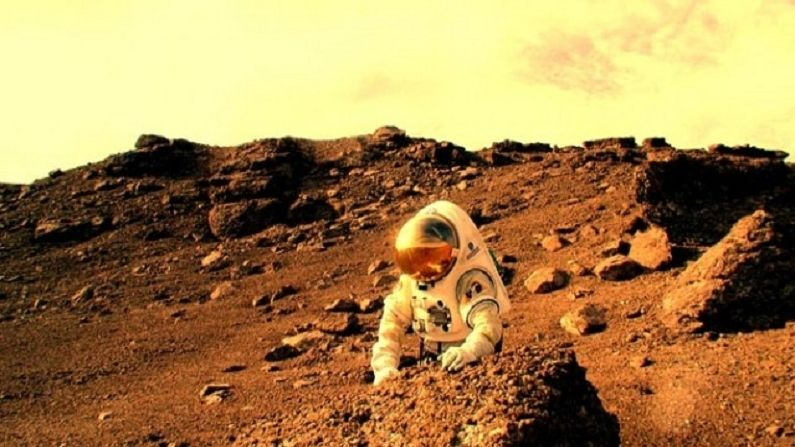 Human Mission To Mars