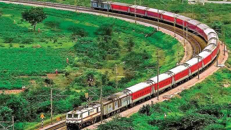 Railway Special Train
