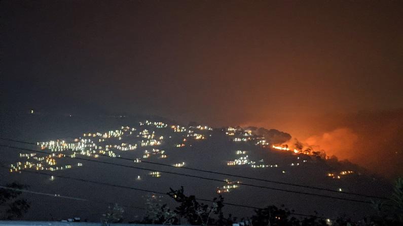 Uttrakhand Fire