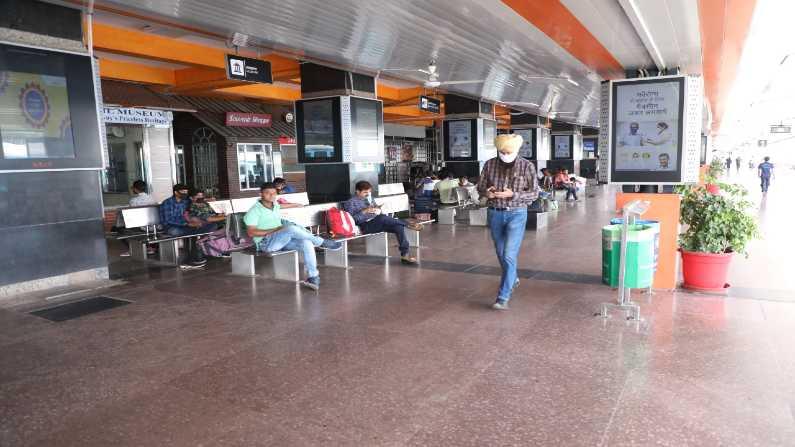 New Delhi Railway Station 4