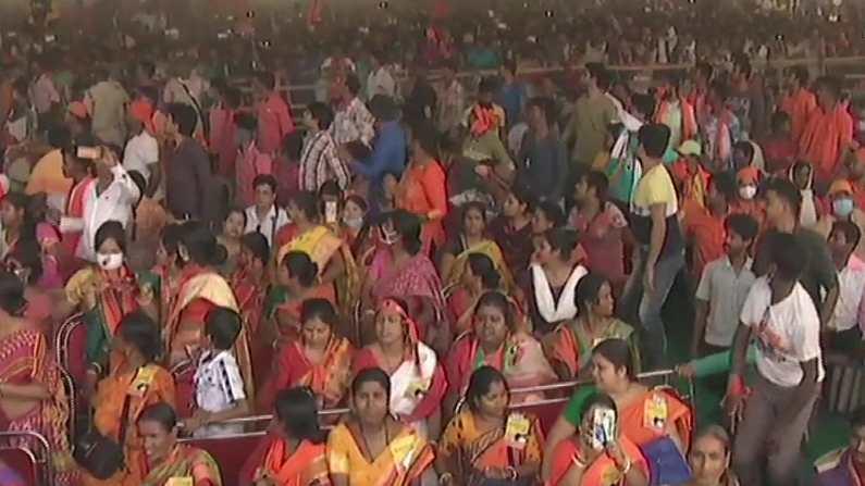 Pm Modi Rally In West Bengal 6