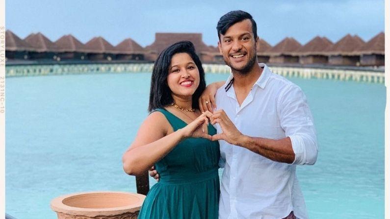 Aashita Sood And Mayank