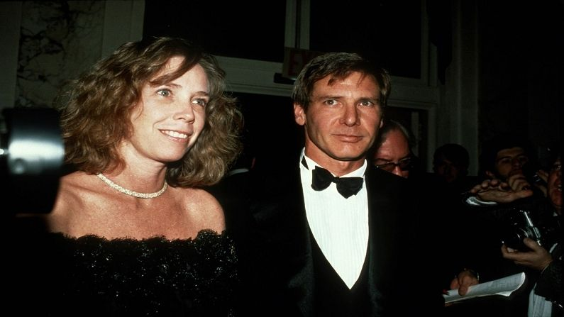 Harrison Ford And Melissa Mathison