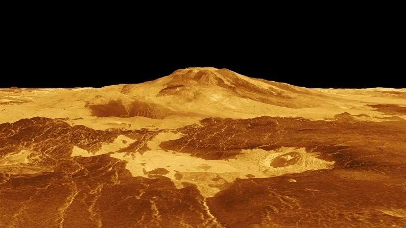La dimensione di Mons, Venere