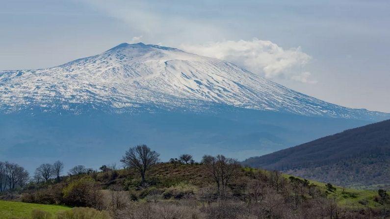Monte Etna, Terra