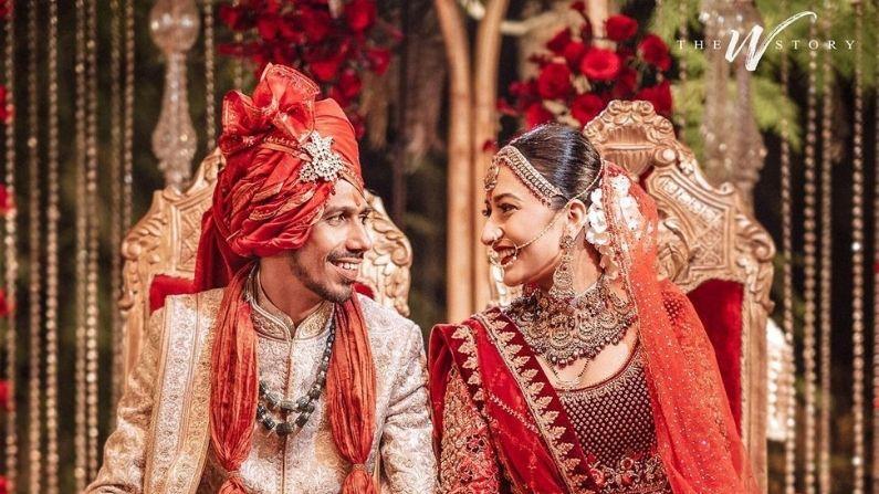 Yuzvendra Chahal And Dhanshree