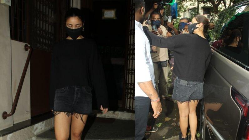 Viral Pics: आलिया भट्ट से मिलने पहुंचा उनका खास फैन, भीड़ के बीच एक्ट्रेस ने दी सेल्फी, देखिए Photos