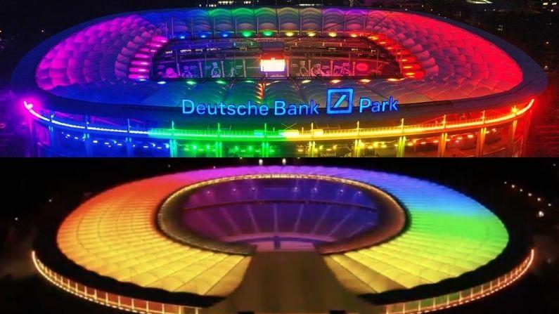 Gallery Germany Rainbow Stadium
