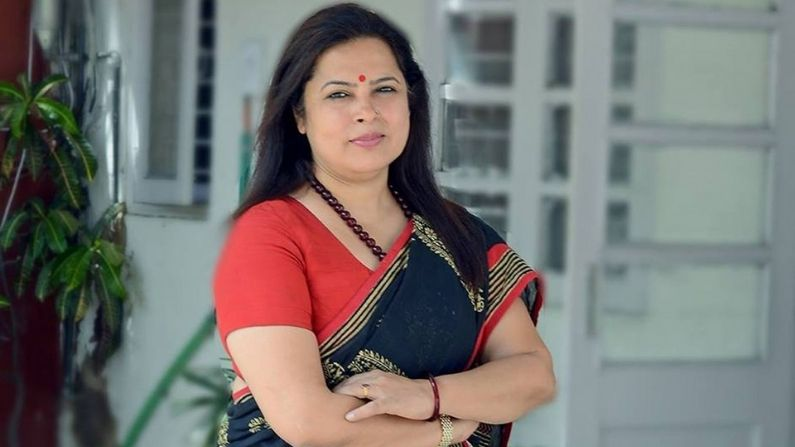 प्रधानमंत्री निवास का नाम बदलवाने वाली मीनाक्षी लेखी को पीएम मोदी ने बनाया  मंत्री, पार्टी में लेकर आए थे नितिन गडकरी | Modi cabinet expansion bjp  leader ...