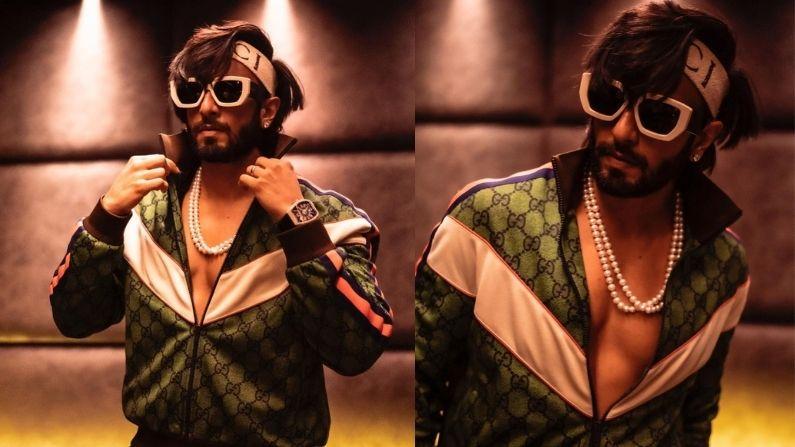 So Expensive : रणवीर सिंह ने किया रेट्रो फैशन एक्सपेरिमेंट, इस ड्रेस की लाखों में है कीमत