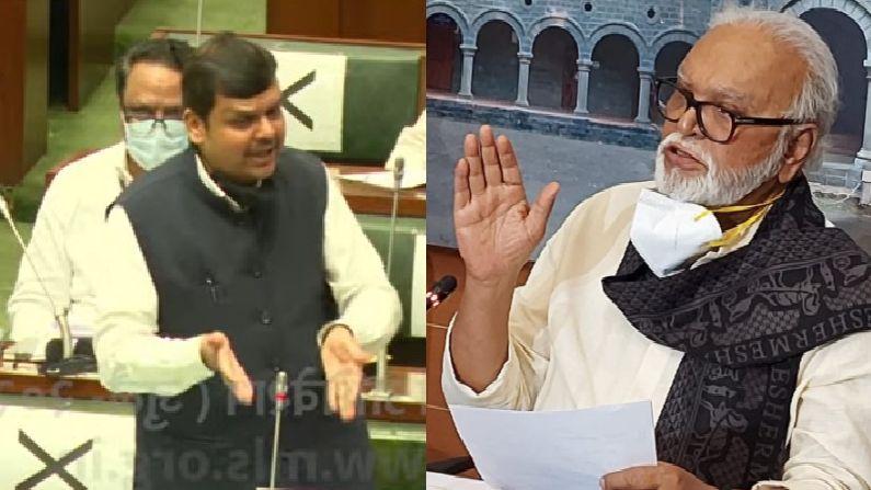 Maharashtra Assembly Monsoon Session: जोरदार हंगामे के बीच OBC आरक्षण का प्रस्ताव मंजूर, फडणवीस बोले- इससे रिजर्वेशन मिलना संभव नहीं