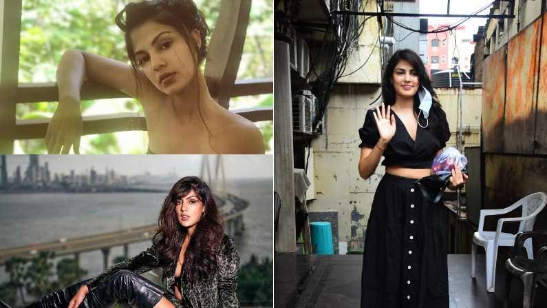 रिया चक्रवर्ती का एक साल में बढ़ गया है वजन, Photos में देखें कैसे पहले सेक्सी फिगर से ढाती थीं कहर