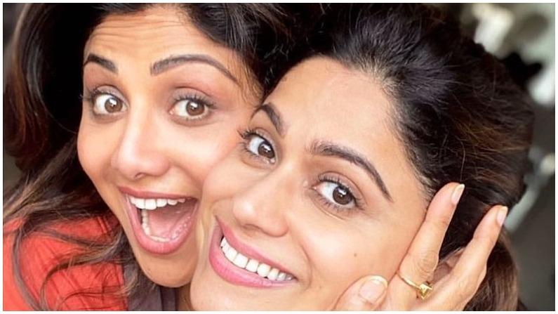 शिल्पा शेट्टी के मुश्किल समय में बहन शमिता का मैसेज, कहा- मुझे एक चीज पता है कि तुम…