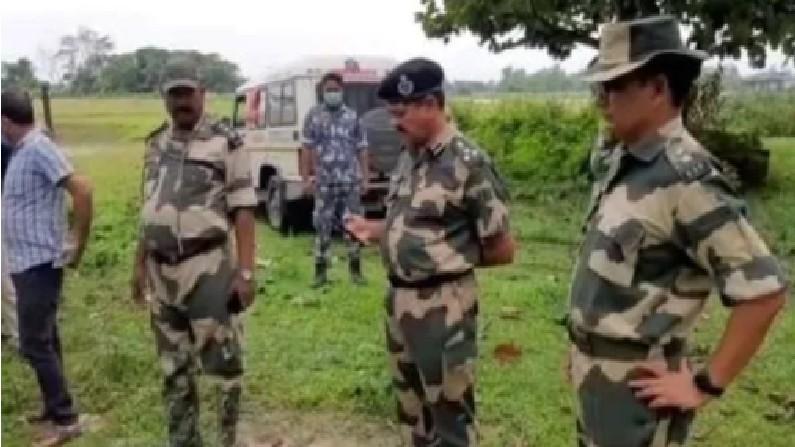 Indo-Bangladesh Border: कूचबिहार में सीमा पर BSF ने घुसपैठ की कोशिश की नाकाम,  2 घुसपैठियों को किया ढेर   West Bengal: BSF attempted to infiltrate on Indo  Bangladesh border in Cooch Behar,